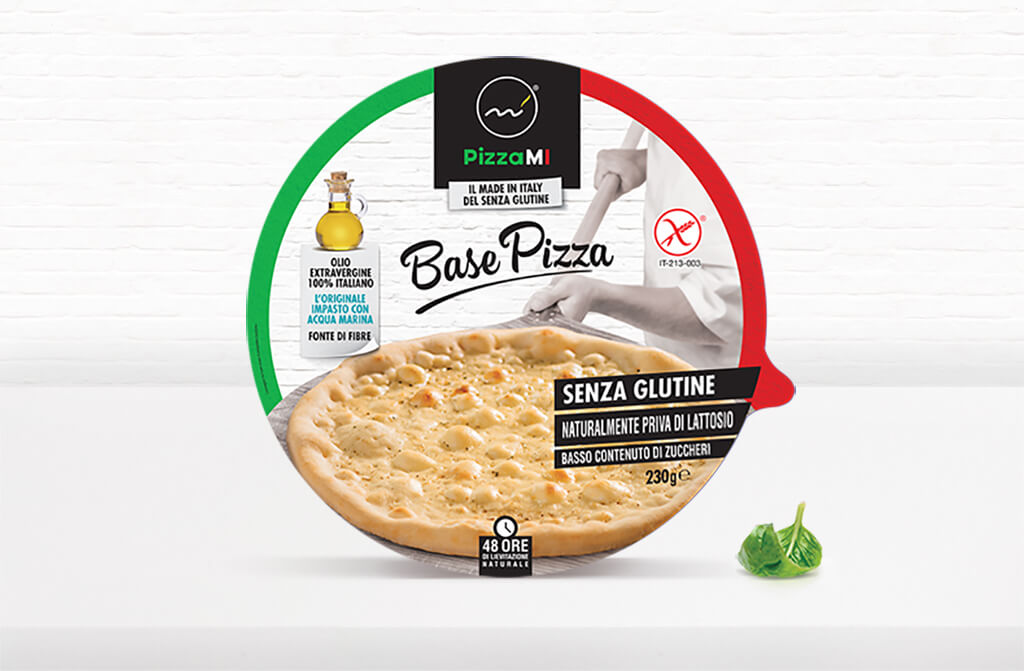 Base Pizza made in italy