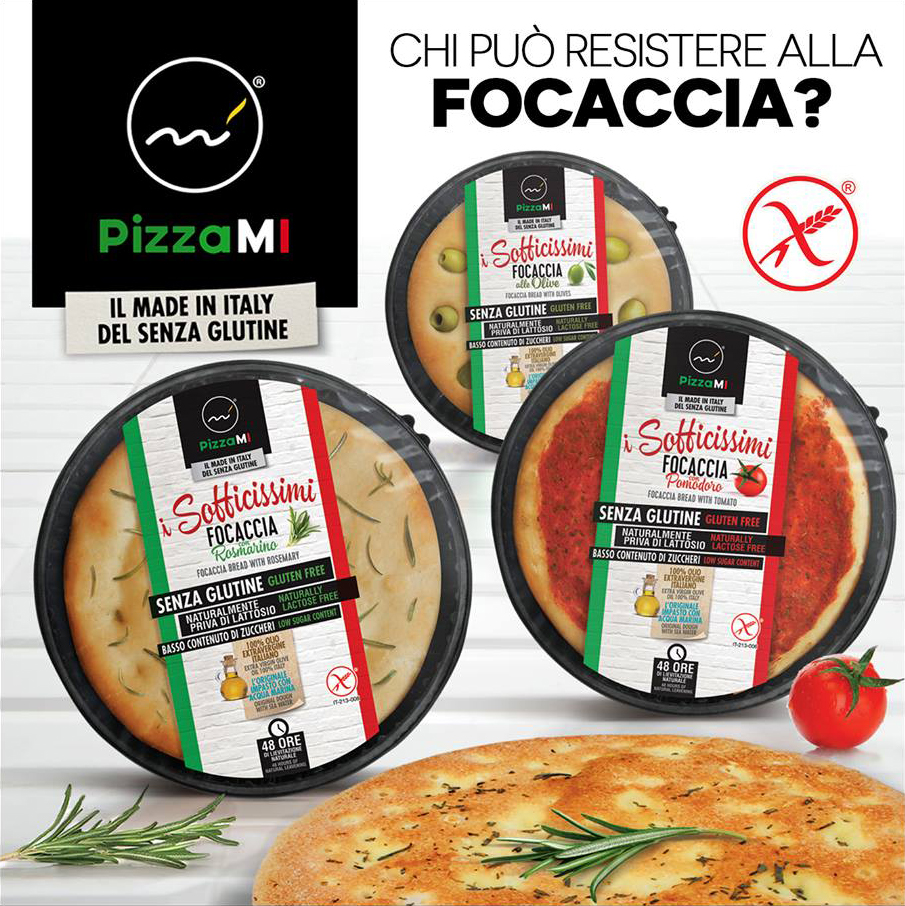focaccia made in italy
