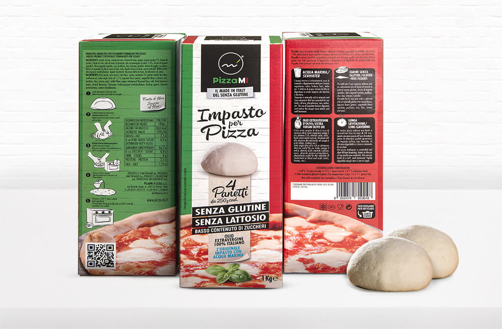 Impasto Pizza private label