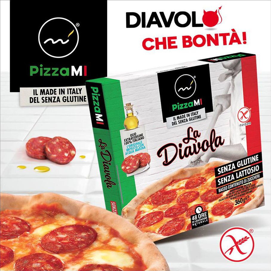 pizza diavola private label