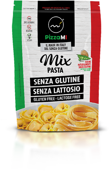 Italian pasta gluten free private label